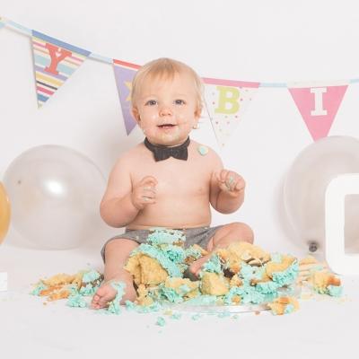 Owen's Cake Smash