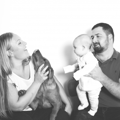 The Bagshaw Family-Sophie's Shoot